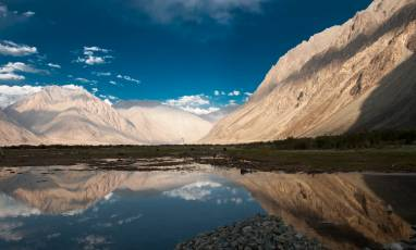 Nubra valley photo