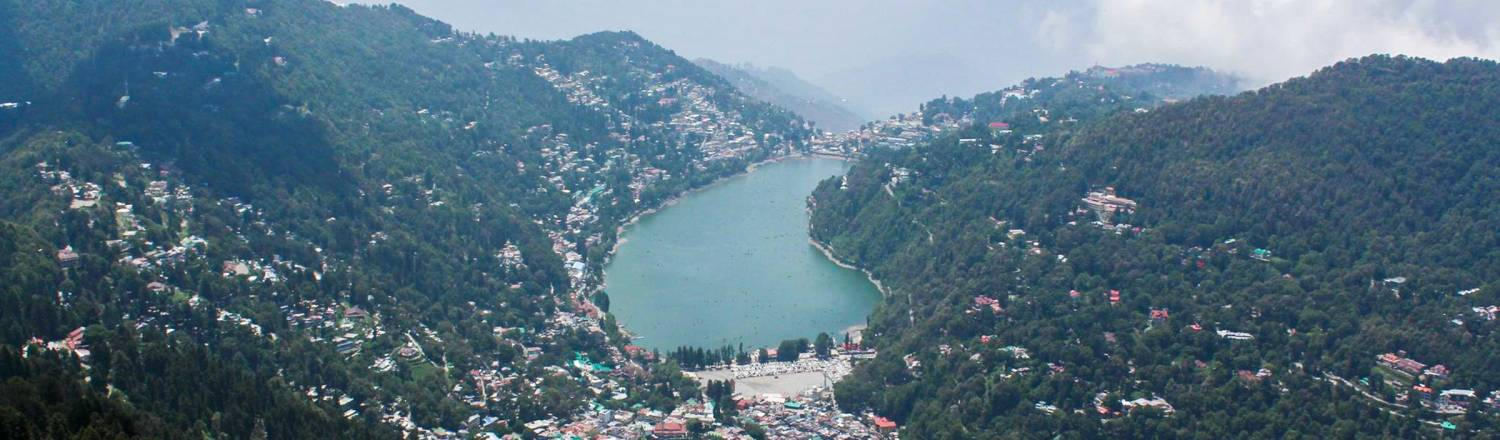 Naini Peak | China Peak | Cheena Peak in Nainital