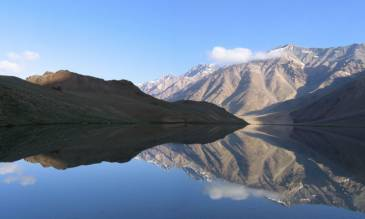 Chandra Tal Lake