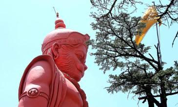 Jakhoo Temple Image