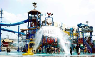 Oysters Beach Water Park