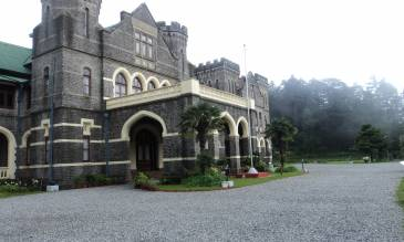 Raj Bhawan Governor house, Nainital
