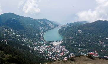 Naini Peak | China Peak | Cheena Peak in Nainital