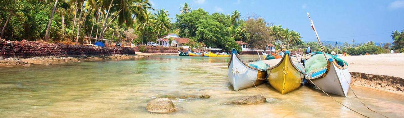 Image of Top 5 most beautiful beaches in Goa