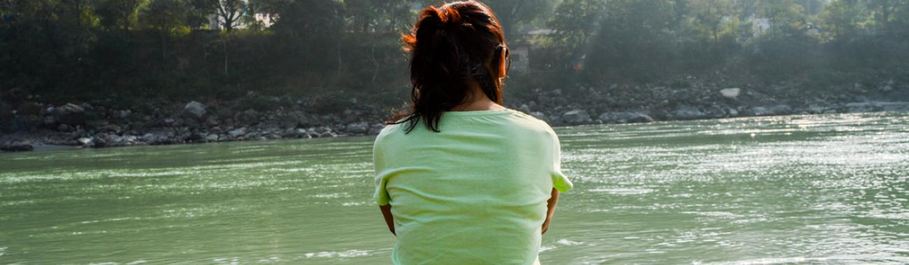 Image of Experiencing the blend of Adventure and Spirituality in Rishikesh