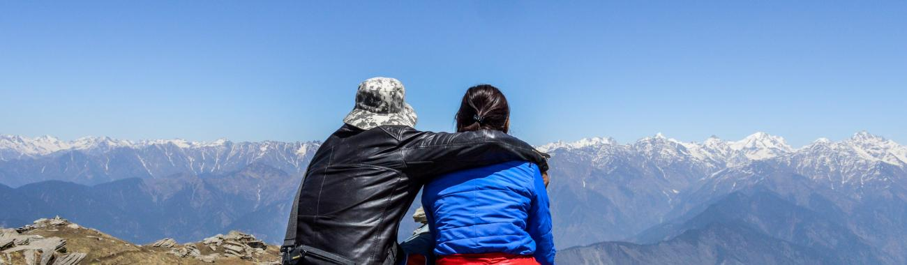 Image of Kedarkantha Trek - Going back to mountains with my Buddy