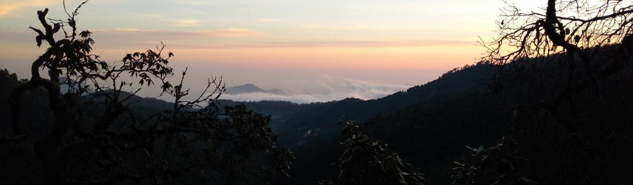 Image of Nainital - Mukteshwar : A long weekend get-away