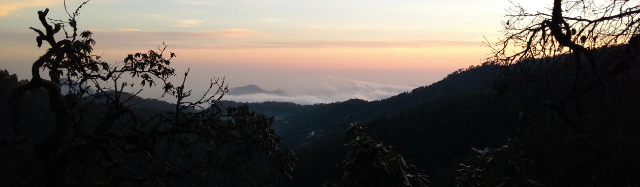 Image of Nainital - Mukteshwar : A long weekend get-away