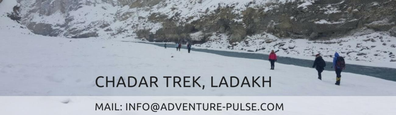 Image of Complete physical fitness preparation guide for Chadar trek