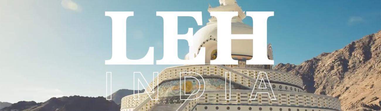 Image of Leh Ladakh - A video journey