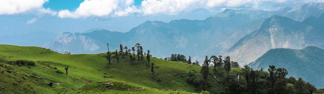 Image of TOP 5 monsoon treks to take from Delhi in July and August