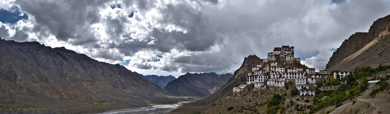 Image of Buddhist monasteries to explore in Himachal Pradesh on your next trip