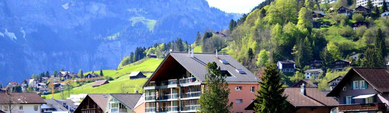 Image of Alluring Switzerland: A poet's delight