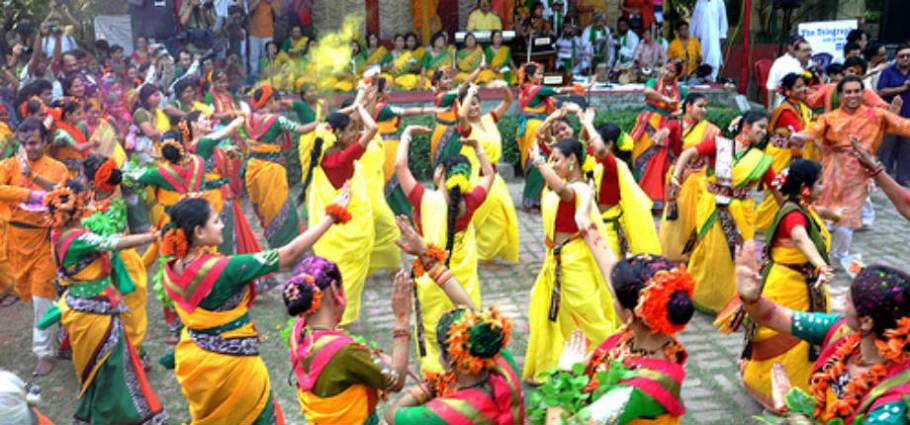 Purulia Holi in West Bengal