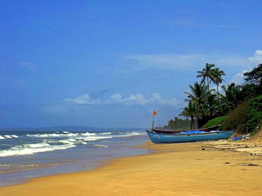 Benaulim Beach, South Goa