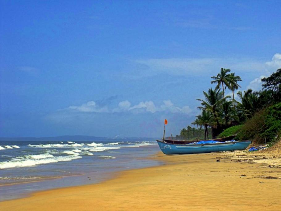 Benaulim Beach, South Goa