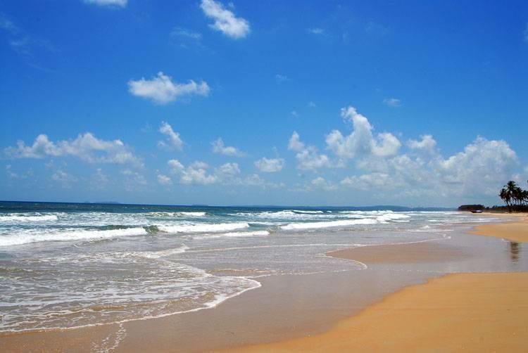 Colva Beach, South Goa