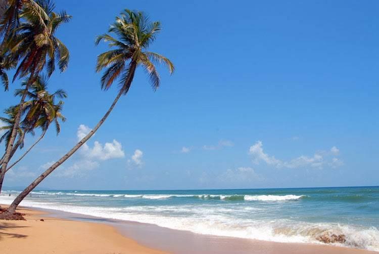 Miramar Beach, North Goa