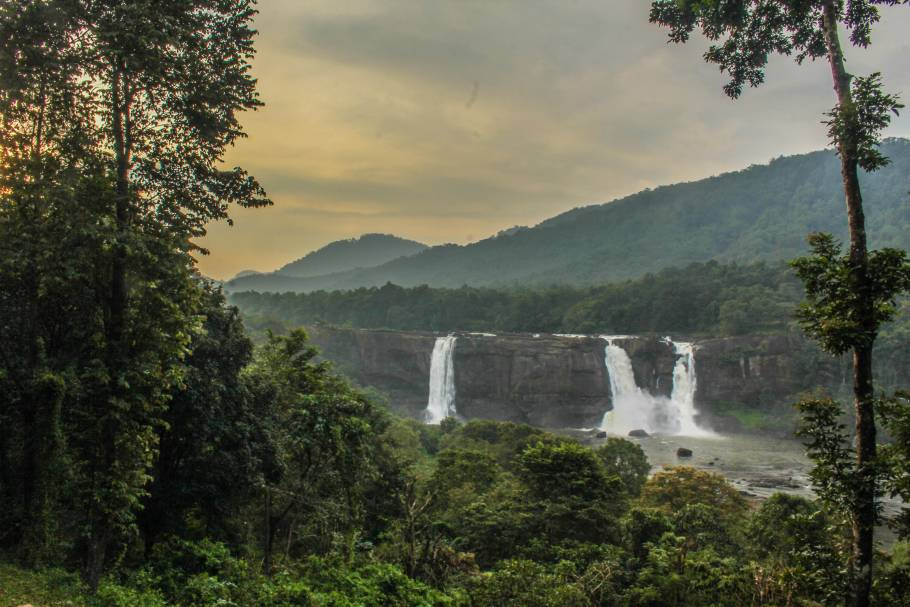 Athirapally Falls, Kerala
