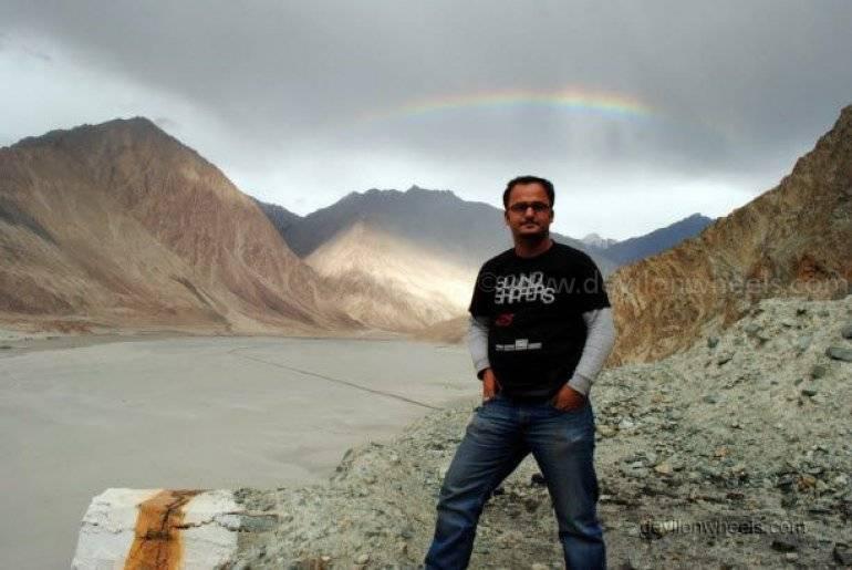Dheeraj Sharma – Devil On Wheels