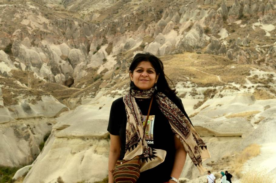 Lakshmi Sharath – A Travel Blog of an Indian Backpacker