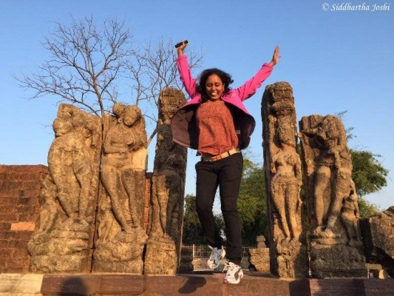 Mridula Dwivedi - Travel Tales from India