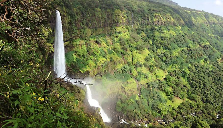 Vajrai Falls, Maharashtra