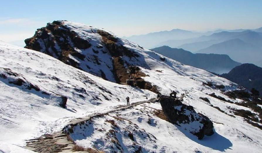 Chandrashila Winter Trek, Uttarakhand