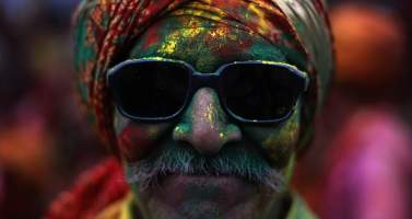 Image of Unique traditions and best places to celebrate Holi in India
