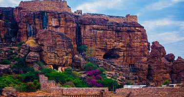 Image of The Land Of caves - Badami