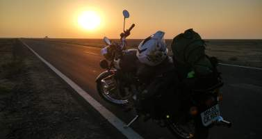 Image of Motorcycle Trip to Rann of Kutch