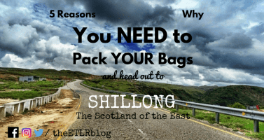 Image of 5 Reasons Why You Should Head Out to Shillong Today !