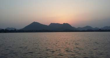 Image of Udaipur - Royalty around Lakes
