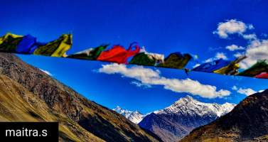 Image of Life spent in Spiti Valley...