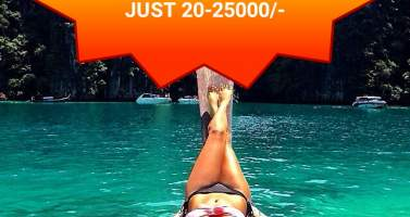 Image of TRAVEL THAILAND IN LESS THAN 25000/-