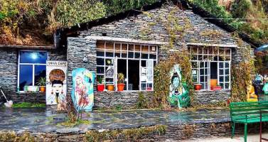 Image of THE SHIVA CAFE, HIMACHAL.