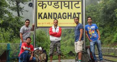 Image of Long weekend road trip from Delhi to Chail on a bus