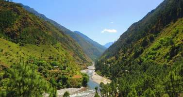 Image of Trek to Himalayas to Experience Its Natural Bliss
