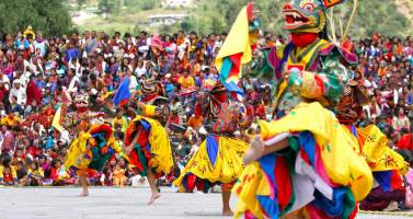 Image of List of Top 13 Best Tourist Destinations for Visit in Bhutan