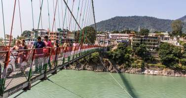 Image of A day trip to Rishikesh from Delhi