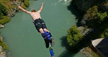 Image of 5 Chilling bungee Jumping Experiences you can have only In India
