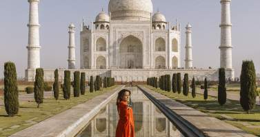 Image of Different Tour Options For Exploring The City of Agra