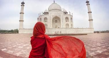 Image of Delhi Agra Taj Mahal Day Trip