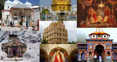 Image of Top 8 Religious Destinations of India