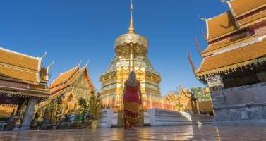 Image of Planning an Exotic Holiday in Thailand