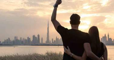 Image of Best Romantic Places to Visit in Dubai on Your Honeymoon