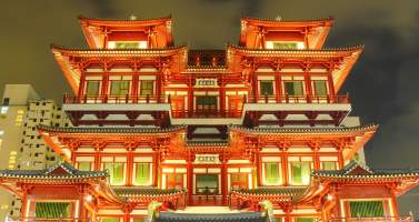 Image of Famous Buddhist temples that are a must-visit in Singapore