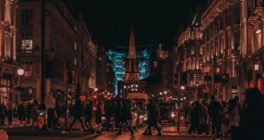 Image of Shopping in London