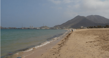 Image of Khor Fakkan Beach - A Must-Visit On Your Dubai Vacation