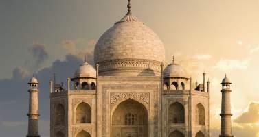 Image of Taj Mahal Tour of India